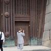 Nijō Castle door