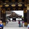 Nijō Castle inner gate