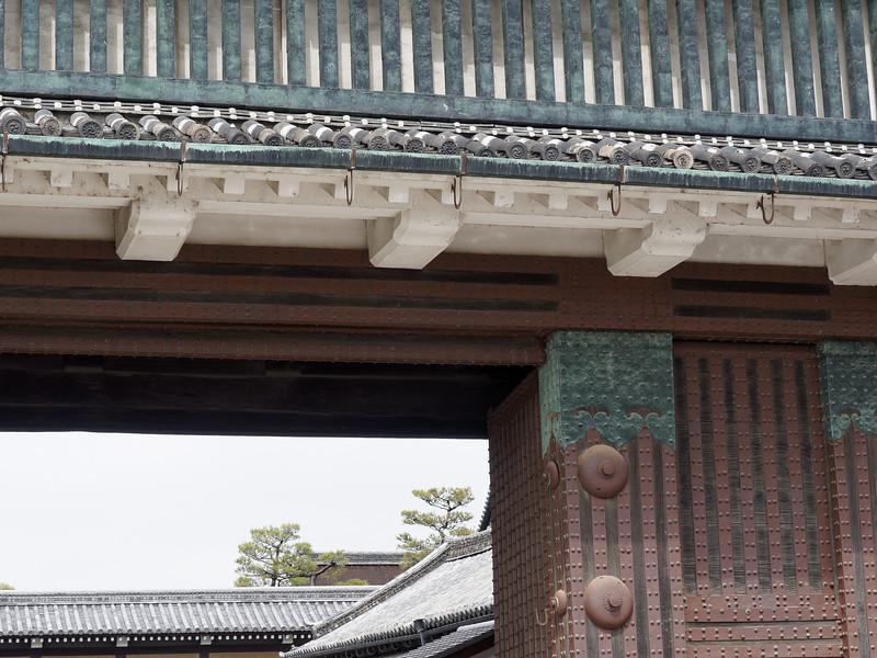 Nijō Castle entrance