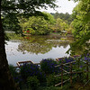 Ryōan-ji pond