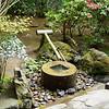 Water in the Ryōan-ji garden