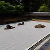Ryōan-ji famous Zen garden