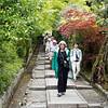 Walk from Gesshinen Temple