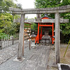 A Shinto Shrine in the Buddhist Temple