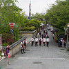 Walk to Gesshinen Temple