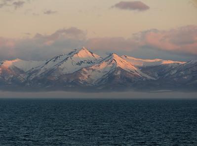 Petropavlosk and Kamchatka