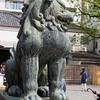 Sanso-ji lion