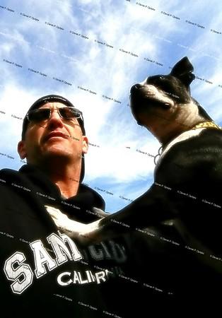 Hang'n with the Dog