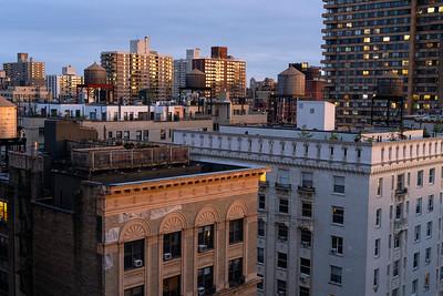 Rooftop View II