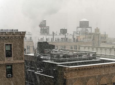 Urban Blizzard