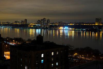Hudson River Reflection