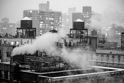 Urban January _ bw