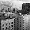 Upper West Side Rooftop View _bw