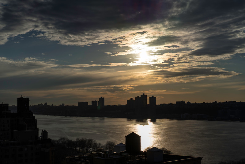 Hudson River - Late Afternoon