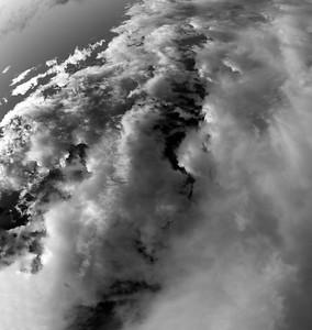 Cloudscape III _ bw