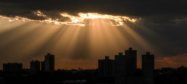Heavenly Lighting