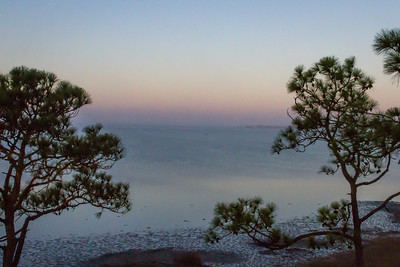 Early Morning Mist on San Blas