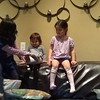 Thanksgiving - Hannah, Luna, Bons
