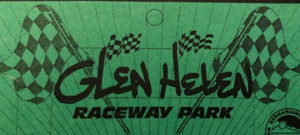 GLEN HELEN RACEWAY LOGO