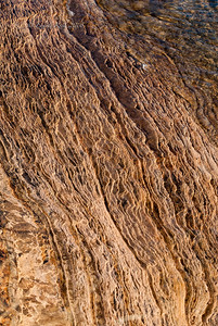Sandstone Contours I
