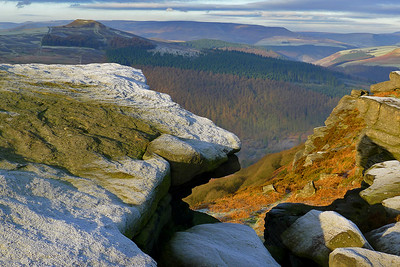 Bamford Edge, Derbyshire Peak District