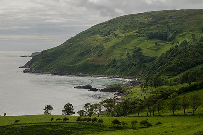 The Stormlands, Murlough Bay, Antrim, Northern Ireland