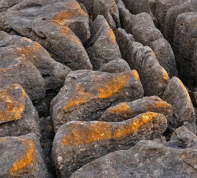 Limestone pavement, Crummackdale, Yorkshire Dales