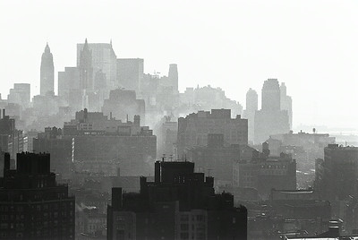 Lower Manhattan, 1968