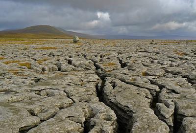 erratics, Scales Moor, Yorkshire Dales