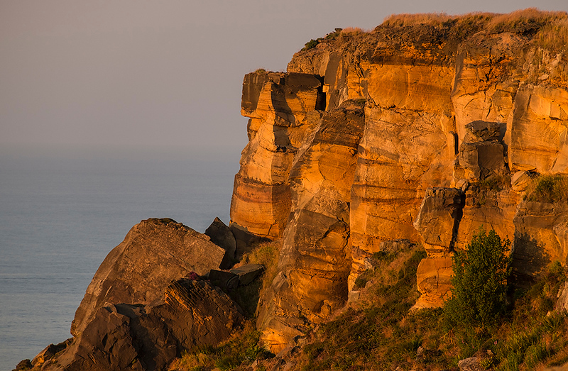 Boulby Cliffs, North Yorkshire, England