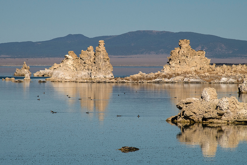 Mono Lake, Eastern Sierra, California, USA
