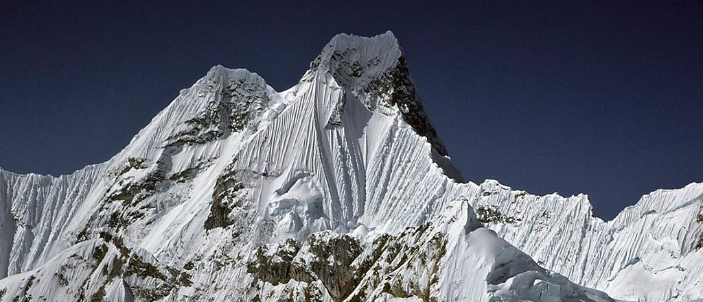 Yerupaja, Peruvian Andes # II