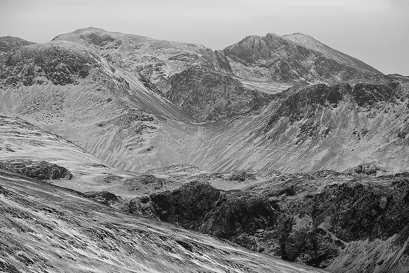 Scafell Massif, Lake District