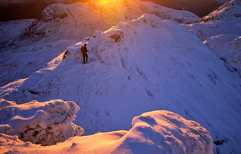 Tarmachan Ridge, Scottish Highlands