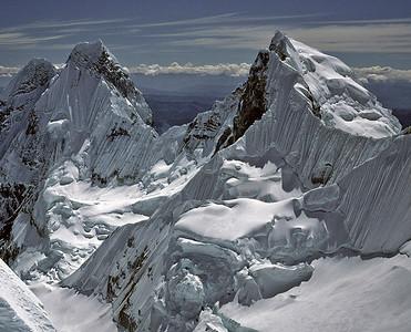 Yerupaja, Peruvian Andes