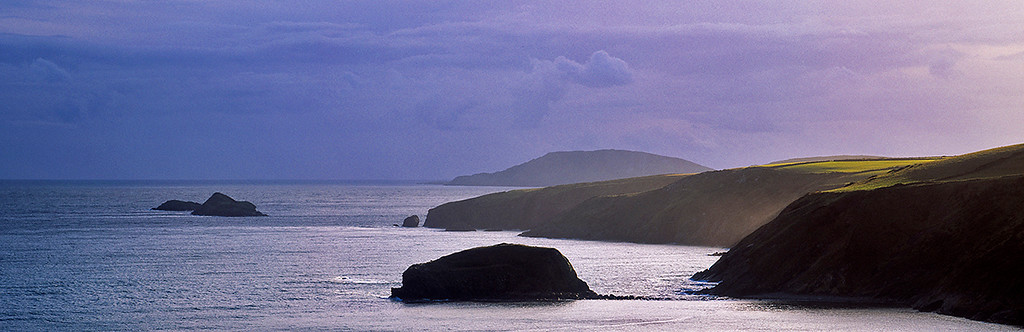 to the silence, Lleyn Peninsula, North Wales