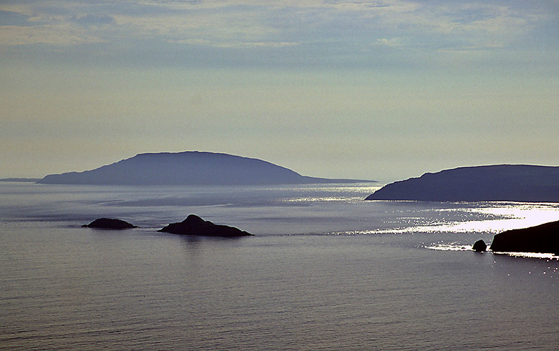 Towards Bardsey, Lleyn Peninsula