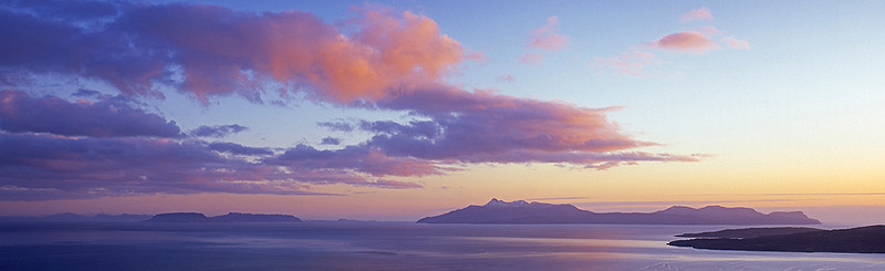 Eigg and Rhum, Hebrides