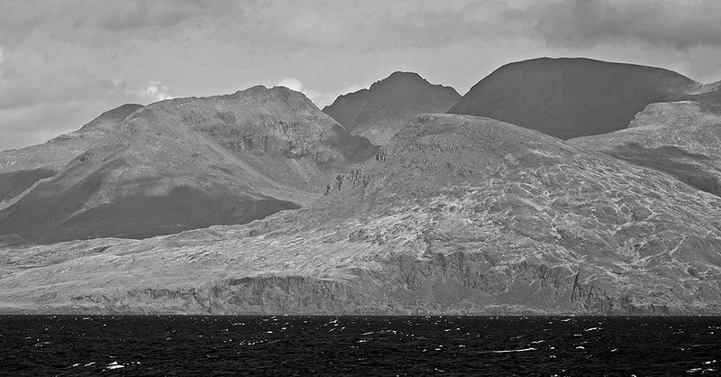 Isle of Rhum, Hebrides, Scotland