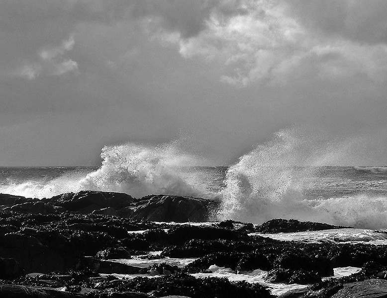 storm, West Harris, Outer Hebrides