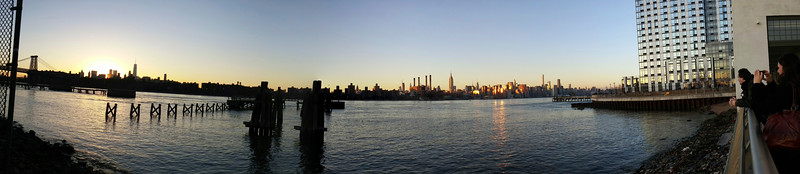 View from Williamsburg