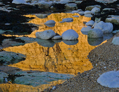Thornwick Bay, Flamborough, Yorkshire coast