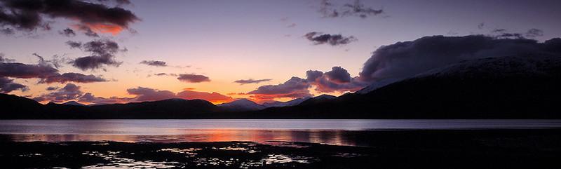 Loch Tulla, Rannoch Moor, Scotland
