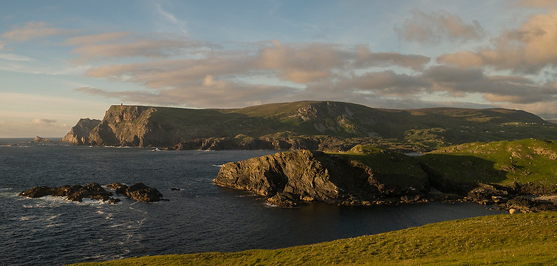 Glen Head, Glencolumbkille, Donegal, Ireland