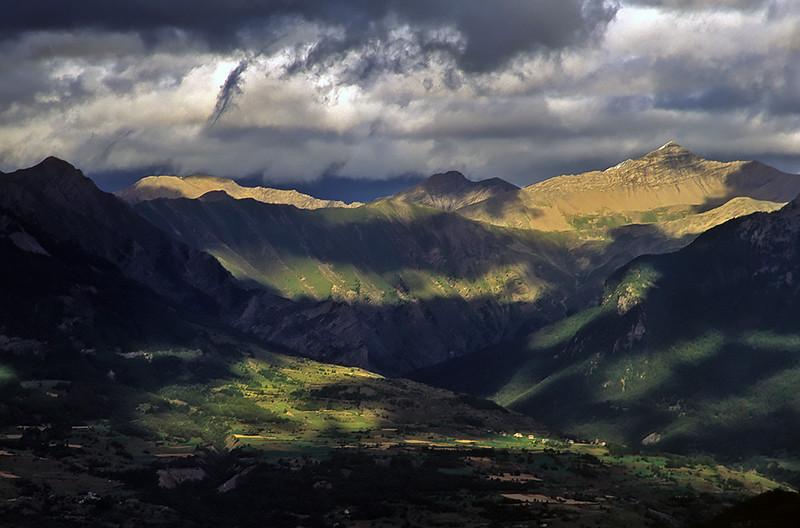 Massif des Ecrins, France