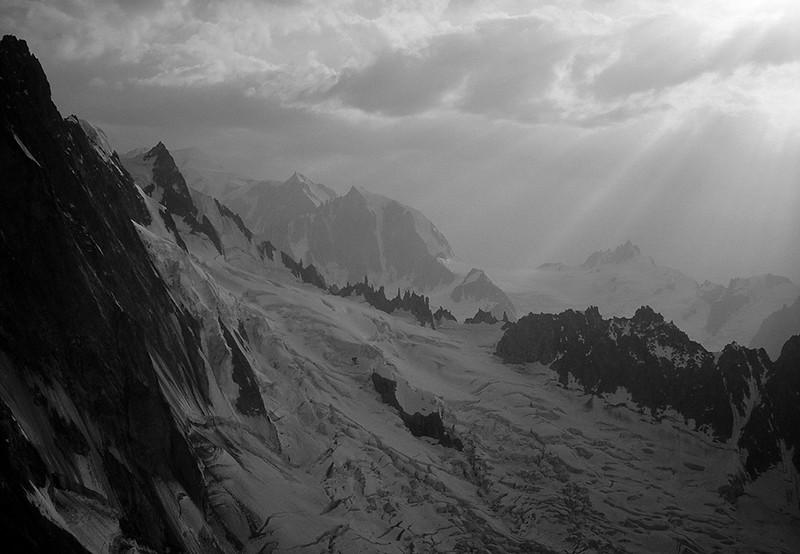 Les Periades, Massif du Mont Blanc