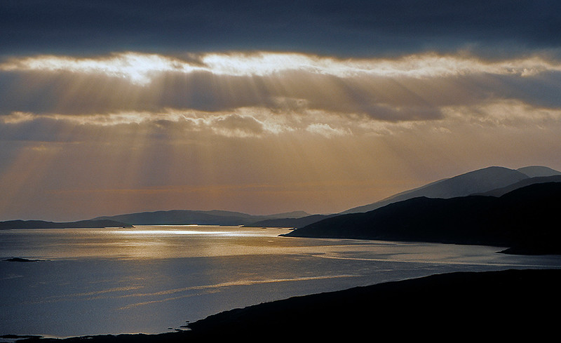 West Loch Tarbert, Harris, Outer Hebrides