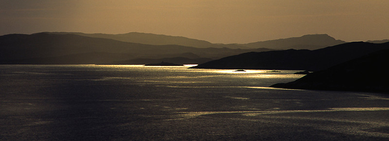 Harris sunset, Outer Hebrides