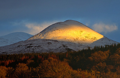 Cruach Innse, Glen Spean, Scottish Highlands