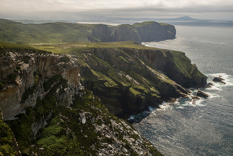 west from Horn Head, Donegal, Ireland